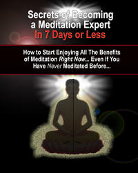 Secrets Of Becoming A Meditating Expert