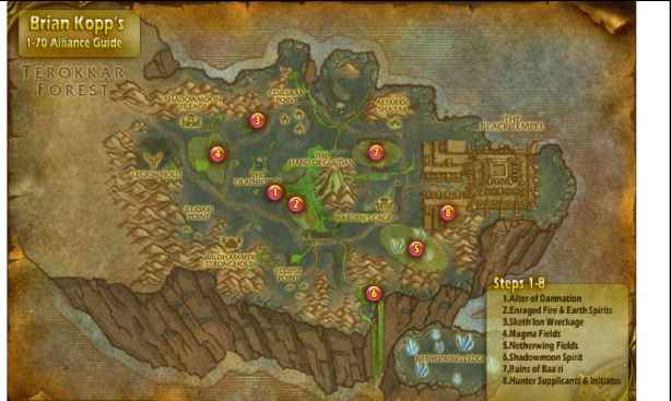 Shadowmoon Valley Ally Town