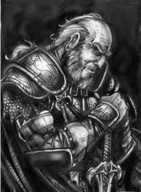 Sir Anduin Lothar - Shadows and Light - World of Warcraft